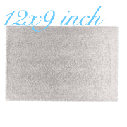 "12""X9"" Rectangle -All thicknesses"