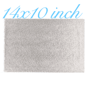 "14""X10"" Rectangle -All thicknesses"