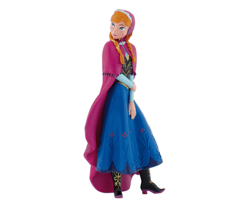 Anna Disney Frozen;