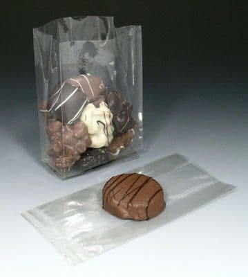 Cellophane bags - Chocolate Egg Size