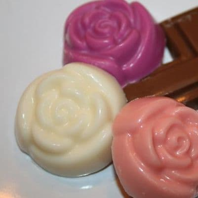 Chocolate Rose Mould