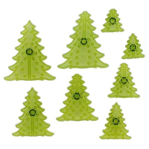 Christmas Tree Cutter 3-D by JEM