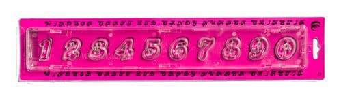 Clikstix Candy Numbers