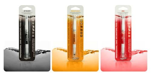 DOUBLE-SIDED PROFESSIONAL FOOD PENS