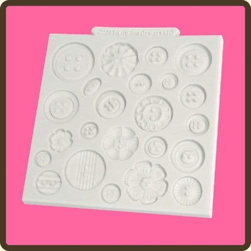 Katy Sue Buttons Mould