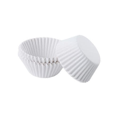 PME WHITE MINI BAKING CUPS PACK OF 100