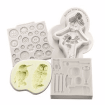Sugar Paste moulds