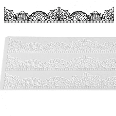 SWEET LACE MAT: CHIC