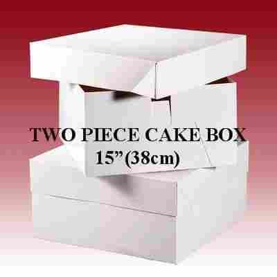 "Two Piece 15"" (381mm)Box"