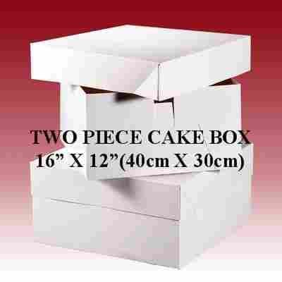 "Two Piece 16""x12"" (406mmx304mm)Box"