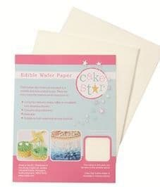 WAFER PAPER 12SHEETS