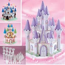 Wilton® Castle Cake Set