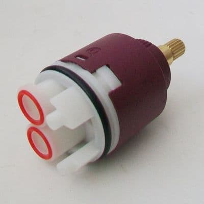 35mm Open 2 Way Shower Diverter Cartridge - 62003437