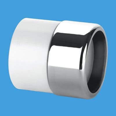 42mm / 43mm Chrome to 1.1/2 Solvent Weld Pipe - 38000016