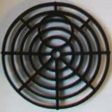 7 inch / 175mm Plastic Gully Top Grid Grating - 54000492