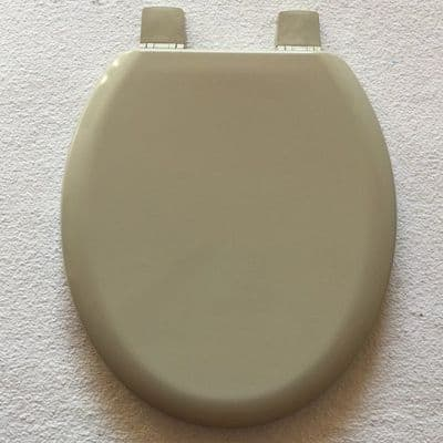 Bemis Old Colour Toilet Seat - Pampas - 02002328