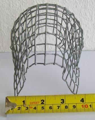 Chimney Bird Wire Balloon 100mm
