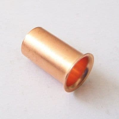 Copper Liner / Insert for 25mm Alkathene Pipe - 18612500
