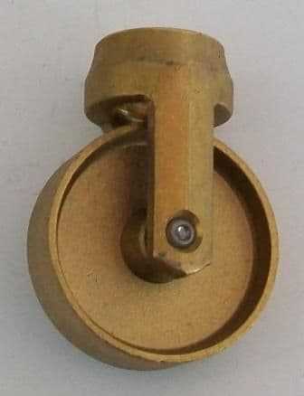 Drain and Gully Rod Solid Brass Clearing Wheel