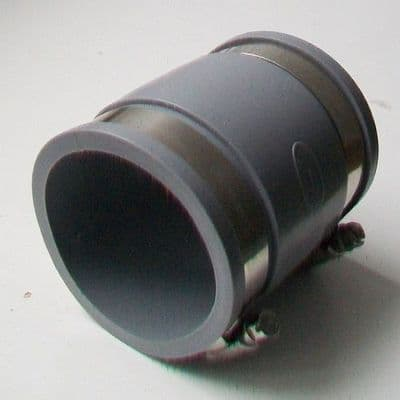Flexible Rubber Pipe Connector for Pipes 55mm to 63mm