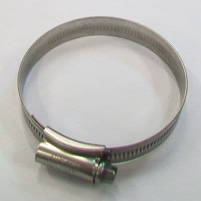 Jubilee Clip 304 Stainless Steel 55mm-70mm - 30000726