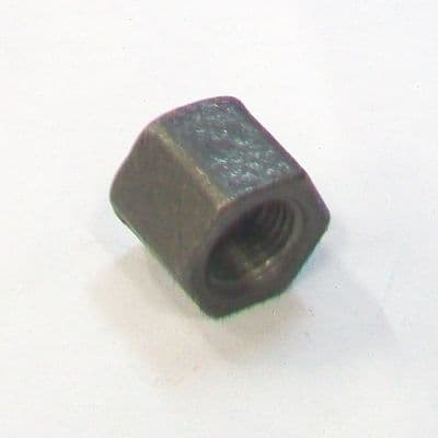Malleable / Black Iron Cap 1/4 inch BSP - 22000110