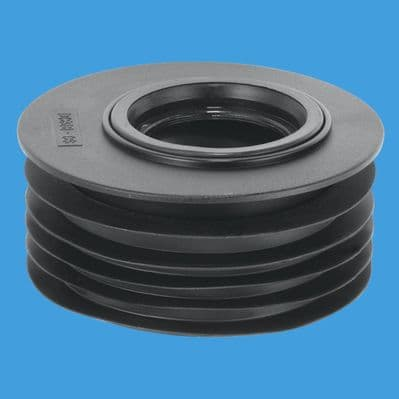 McAlpine 110mm Soil Pipe Adaptor to 2 inch - 50mm Pipe - 39060008