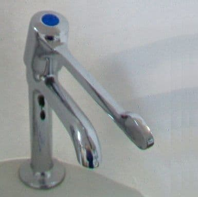 Pegler Performa Extended Lever Kitchen Sink Tap Cold - 5800406H
