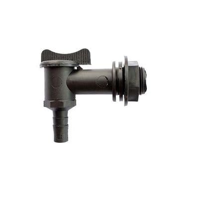 Plastic Water Butt Tap with Lever