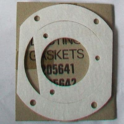Potterton Netaheat Inner / Outer Duct Gaskets 205831