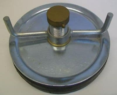 Pressed Steel Drain Plug 200mm or 8 inch