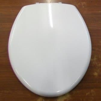 Rezi Thermoset Toilet Seat with Stainless Steel Hinges
