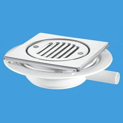 Tiled Floor Untrapped Gully Pumped Horizontal Outlet - 40004072