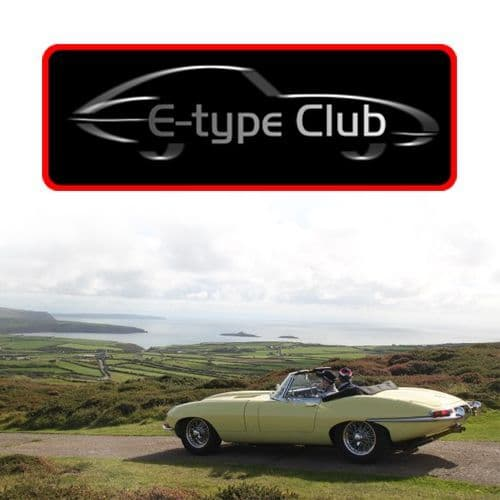 "E-type Club - International ""Digital Only"" New Membership (1 Year)"