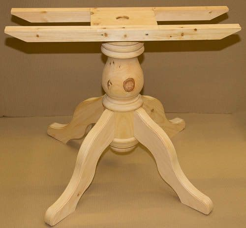 Pedestal Table (FREE POSTAGE AND PACKAGING)