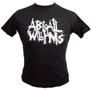 Abigail Williams - 'Logo' Skinny Fit T.Shirt