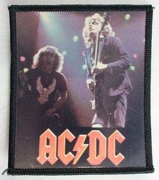 AC/DC - 'On Stage' Photo Patch