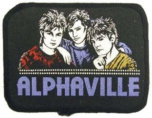 Alphaville - 'Group' Printed Patch