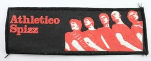Athletico Spizz - 'Group' Printed Strip Patch