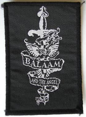 Balaam and the Angel - Woven Patch