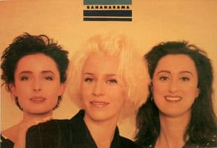 Bananarama - 'Group' Postcard