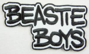 Beastie Boys - 'Name' Embroidered Patch