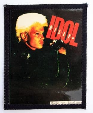 Billy Idol - 'Dark' Photo Patch