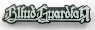 Blind Guardian - 'Logo' Enamel Pin Badge