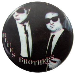 Blues Brothers - Button Badge