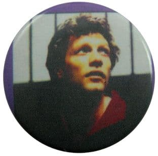 Bon Jovi - 'Jon Looking Up' Button Badge