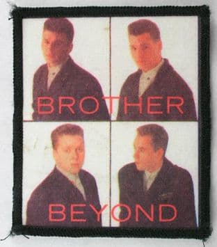 Brother Beyond - 'Group' Printed Patch
