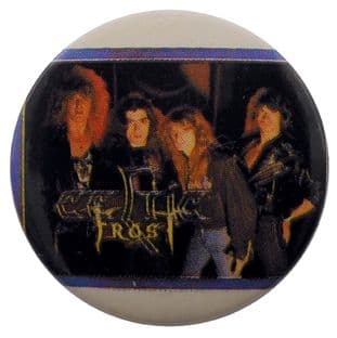 Celtic Frost - 'Group' Button Badge