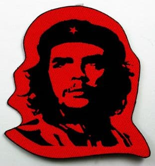 Che Guevara - 'Che Red' Shaped Patch