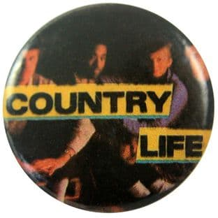 Country Life - 'Group Life' Button Badge